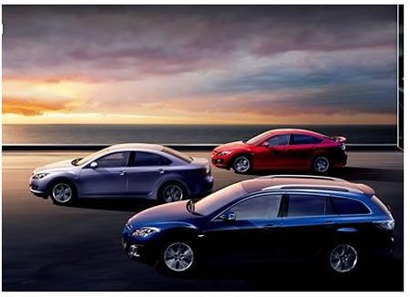 Japan Mazda Atenza To Get Rear Monitoring