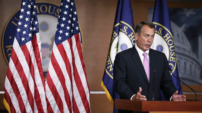 Sequestration Arrives as Boehner Cuts Off Negotiations