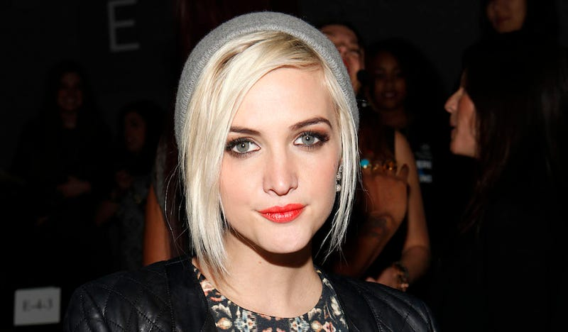 Ashlee Simpson Is Always a Bridesmaid, Even at Her Own Wedding