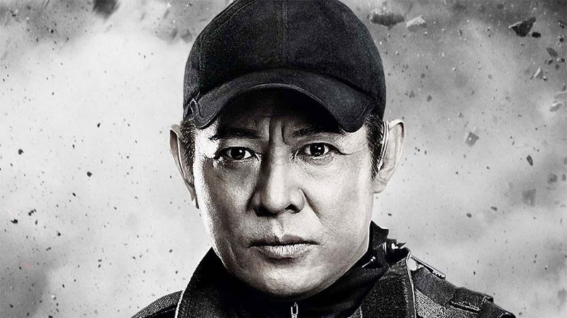 Jet Li Says Video Games Can Totally Be A Sport