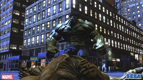 The Incredible Hulk Review: The Beast Within