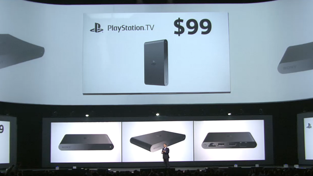 PlayStation TV Is Coming West This Fall For $99
