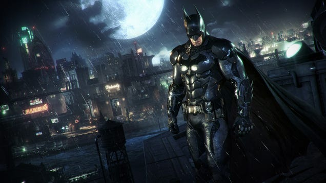 Batman: Arkham Knight en PC es un (esperado) desastre