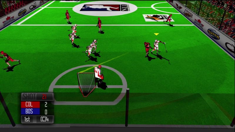 Play Lacrosse, Dig Deep, Or Defend A Swamp For $5 Or Less On The Xbox 360