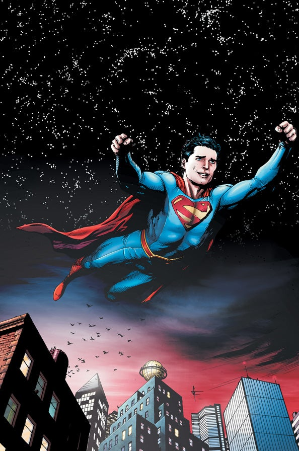 In this week's comics, China Miéville pens superheroes and Smallville just won't die!