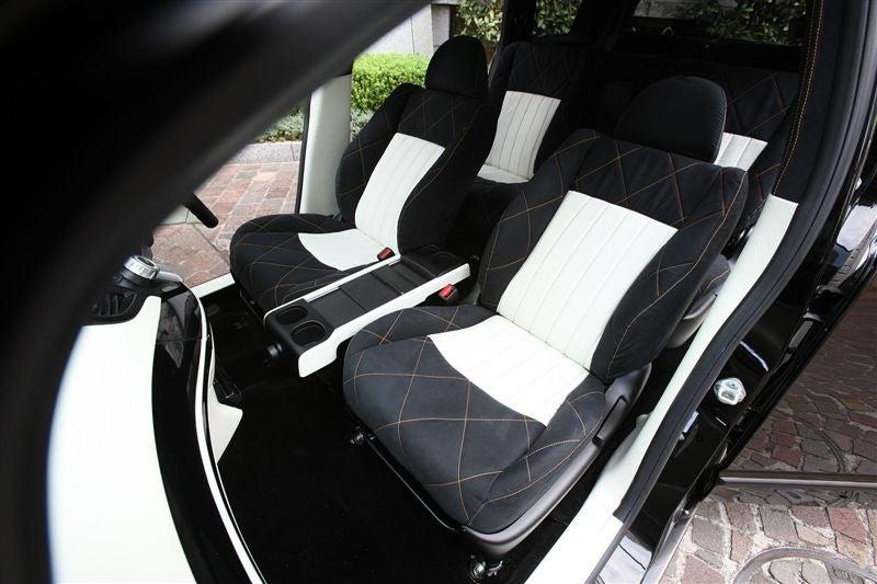 BMW-ized Honda Odyssey Gallery