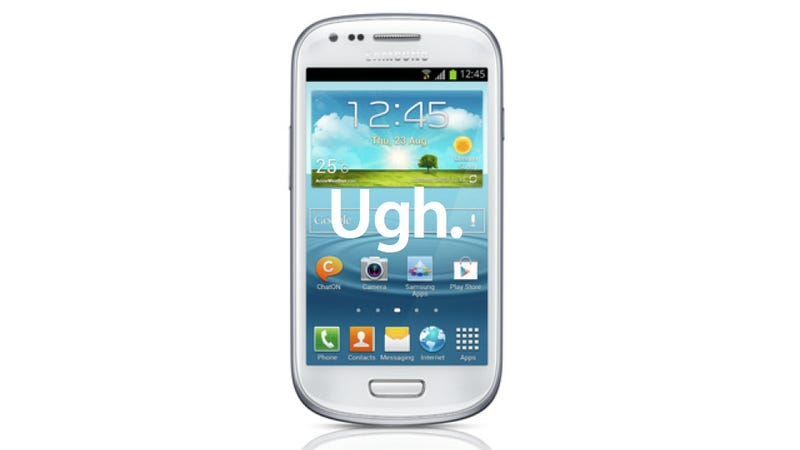 Why the Galaxy S III Mini Is a Major Letdown
