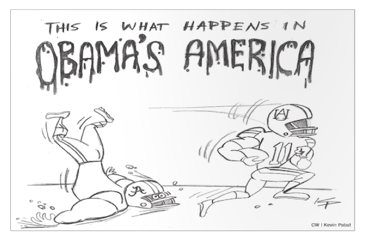 Alabama Paper Forced to Apologize in Obama's America
