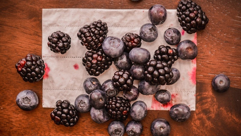 Remove Berry Stains From Clothing With a Boiling Water Flush