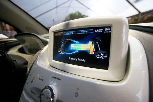 2011 Chevrolet Volt Gallery: L.A. Auto Show