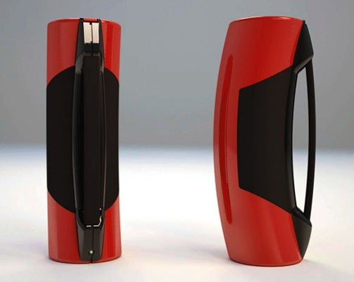 Vertigo Self-Heating Food/Beverage Container Is Not A Bomb (...Right?)