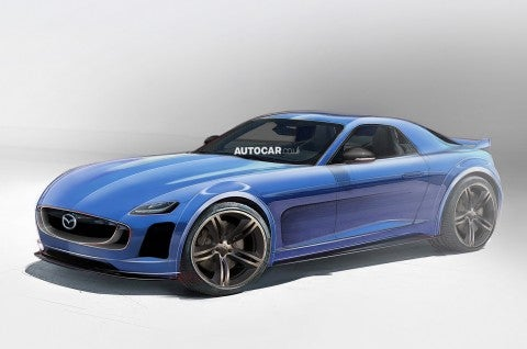 Mazda RX-7 to return in 2016