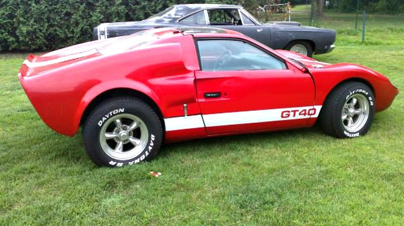 For $6,800, Is This The World's Saddest GT40?