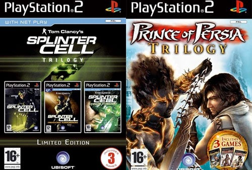 Rumor: Splinter Cell, Prince Of Persia PS2 Games Coming To PS3?