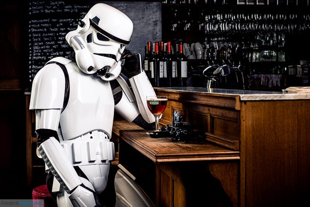 Lucasfilm Is Suing The Empire Brewing Company Over Its Bock Lager