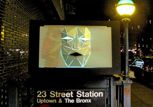 Andross, Emperor of The New York City Subway System!
