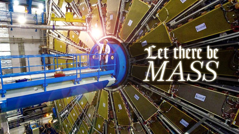The Non-Nerd's Guide to the God Particle, the Holy Grail of Particle Physics
