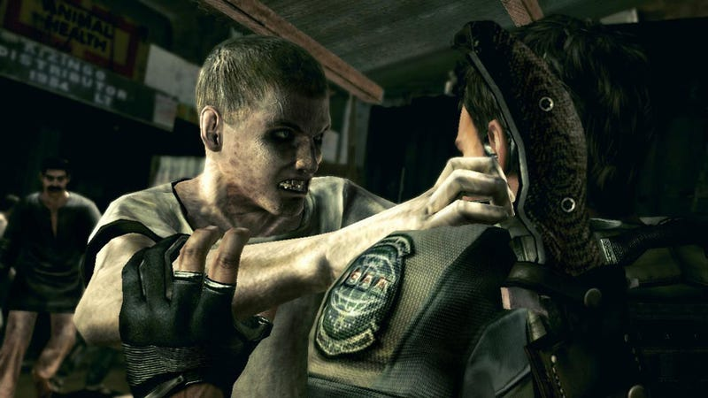 Resident Evil 5 Producer On Resident Evil 2 Remake Chances