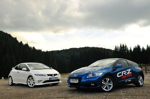 Is The CR-Z The New Type-R?
