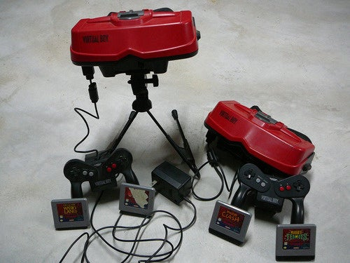 Argue For A Virtual Boy Store On the Nintendo 3DS, If You Can