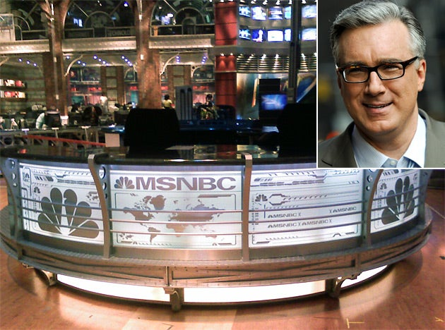 Olbermann 'Doesn't Answer' to NBC News Standards