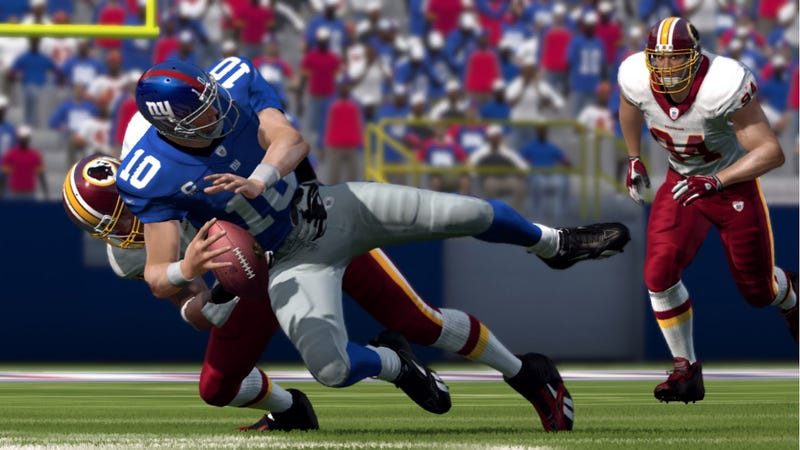 Retired Pro Football Players Get the Go-Ahead to Blitz EA for Using Likenesses in Madden NFL