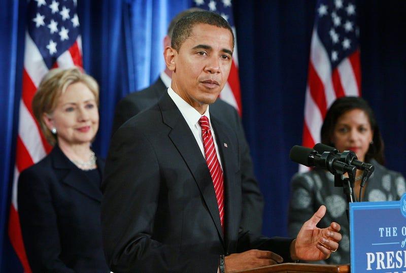 "The Many Ways To Say ""Hillary Stole Obama's Balls"""