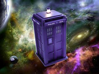 Doctor Who Gets a New Head