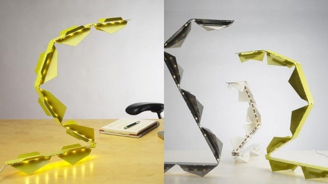 Posable Trask Desk Lamp is For the Snake-Lover in You