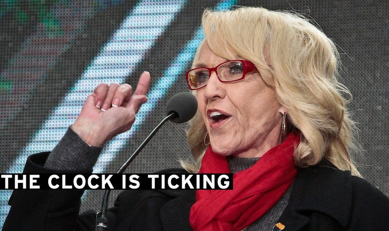 "Republican ""Bullies"" Want Jan Brewer to Veto Arizona's Anti-Gay Bill"