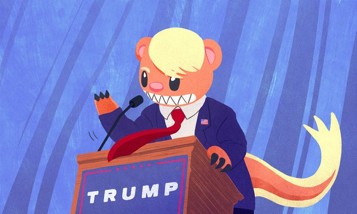 Fans Think The NewestPokémonTotally Looks Like Donald Trump