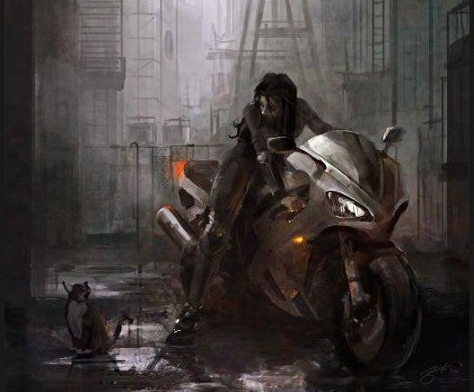 Even Moto-Cyborgs Like to Talk to Kittens
