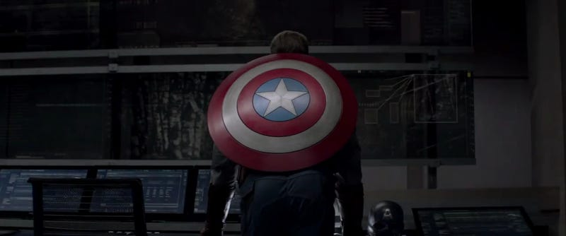 All the screen-Caps you need from the new Captain America 2 trailer