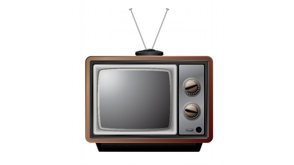 old television with antenna images galleries with a bite. Black Bedroom Furniture Sets. Home Design Ideas