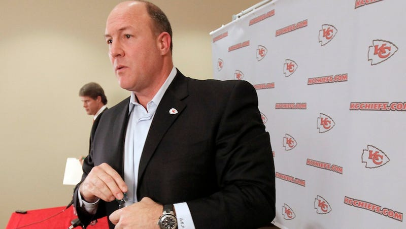 Scott Pioli Says He's Happy To Be Rid Of Todd Haley In The Most Passive-Aggressive Way Possible