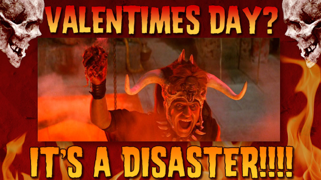 St. Valentine, Patron Saint of Disasters