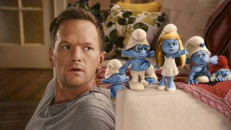 Is The Smurfs the first gay-friendly kids' flick?