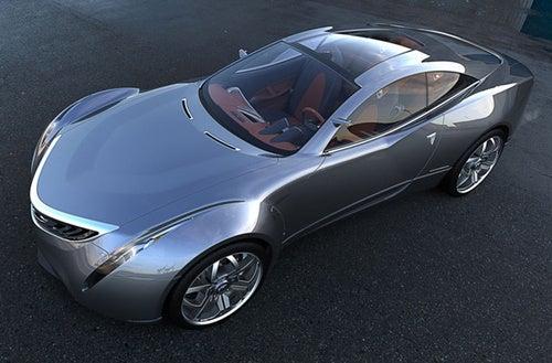 """Ferrante V Concept: A """"Supernatural"""" '67 Chevy Impala"""
