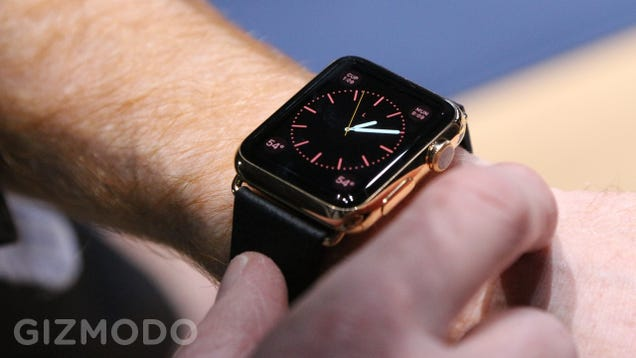 Apple Watch Hands-On: Only Time Will Tell
