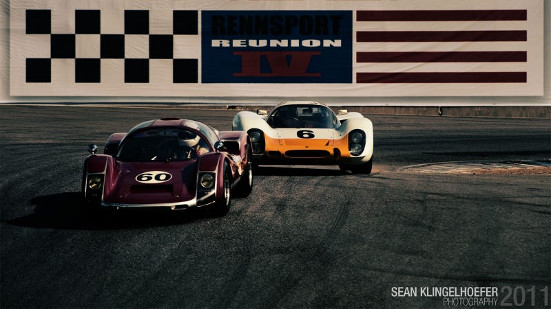 Your ridiculously cool Porsche 906/908 wallpaper is here