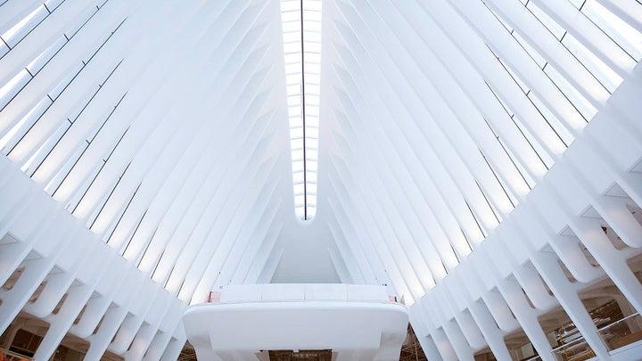 Un vistazo a la estación de metro más cara del mundo, diseñada por Santiago Calatrava