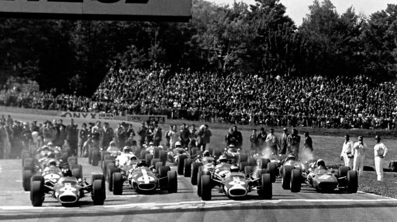 US Grand Prix - Before Austin