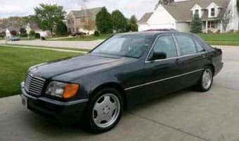 Nice Price Or Crack Pipe: Armored Mercedes-Benz S500 For $76,000?