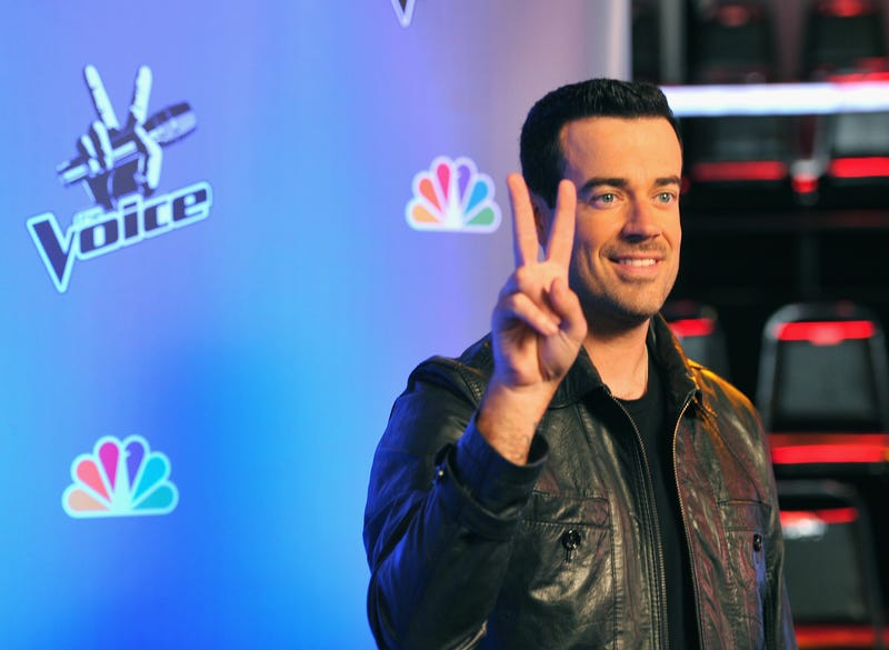 Carson Daly Clinging to the Spotlight with Strange Gay Jokes