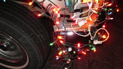 The Christmas Truck: Live Photos