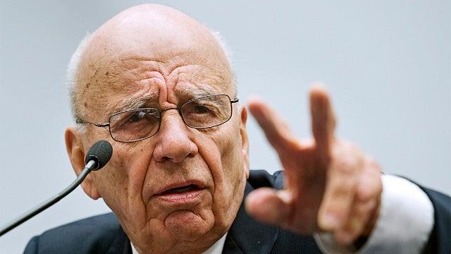 Rupert Murdoch Gets a Well-Deserved Huge Bonus
