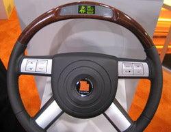Takara Steering Wheel Has Integrated Navigation