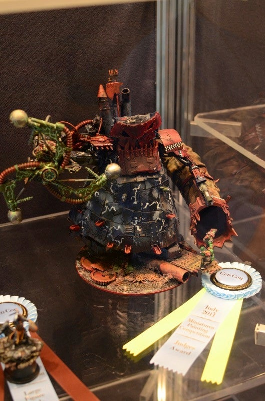 All the Coolest and Craziest Stuff We Saw at GenCon!