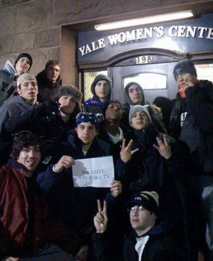 """Frat Boy Shown With """"Sluts"""" Sign Says He Never Disrespects Women"""