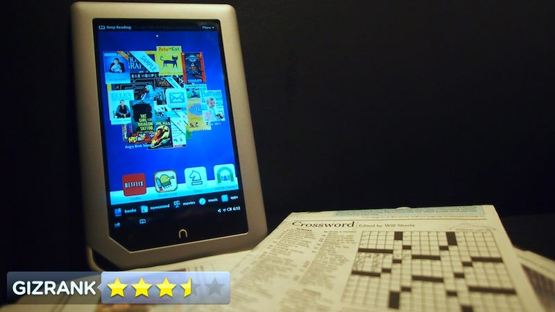 Nook Tablet Review: More Power Doesn't Mean More Performance